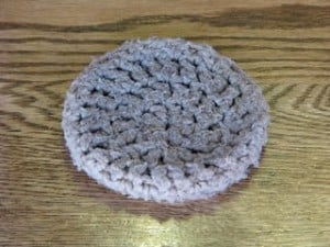 Crochet Kitchen Scrubbies : Crocheted Kitchen Scrubbie - Sheri Graham